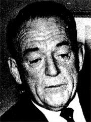 William Gargan circa 1967