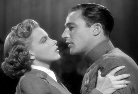 Gene Kelly and Shirley Temple in a 1944 AFRS production about the similarities between the Americans and the British in