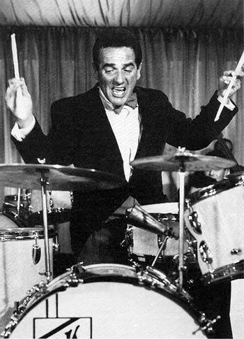 Gene Grupa drums