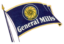Curtain Time's first nationally sponsored run was over W-G-N Chicago and the Mutual Network, sponsored by General Mills and its new Kix cereal
