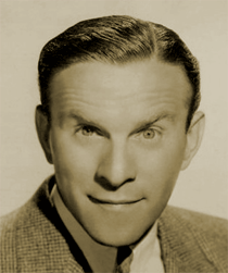 George Burns circa 1935