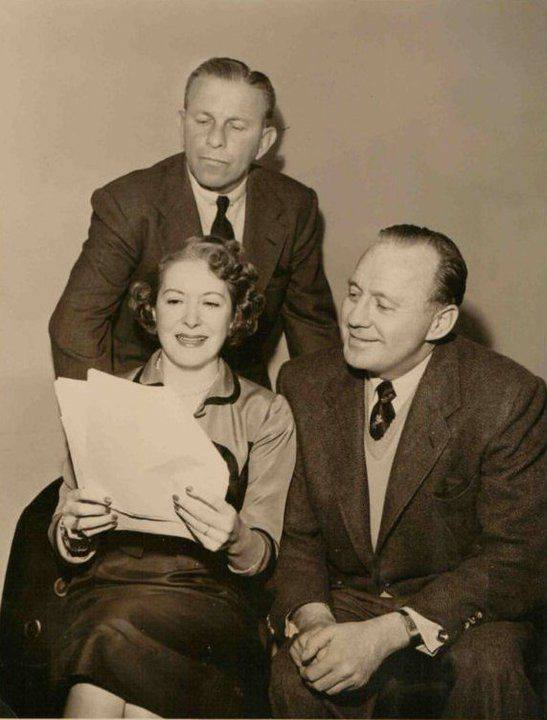 George Burns, Gracie Allen, and Jack Benny