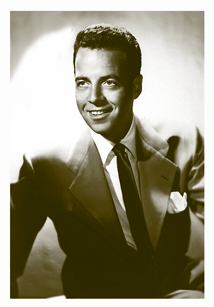 Gerald Mohr Publicity photo, ca. 1948