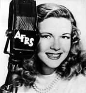 GI Jill with your 1945 favorites on AFRS with GI Jive