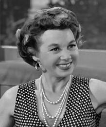 Gloria Blondell, ca. 1952