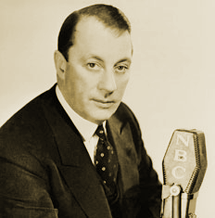 Graham McNamee circa 1938