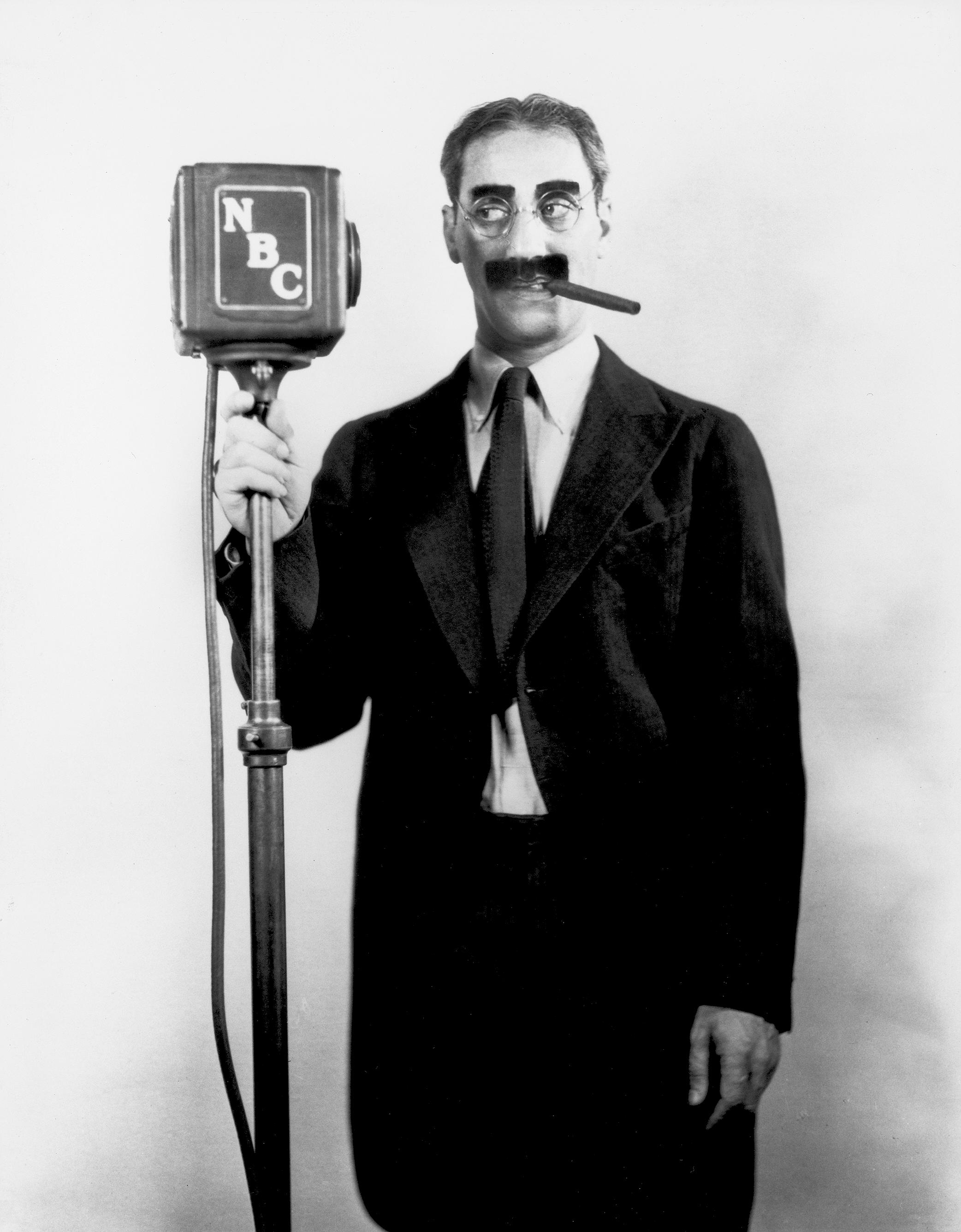 Groucho on NBC
