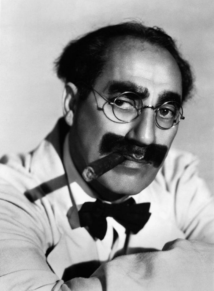 Groucho Marx - You Bet Your Life