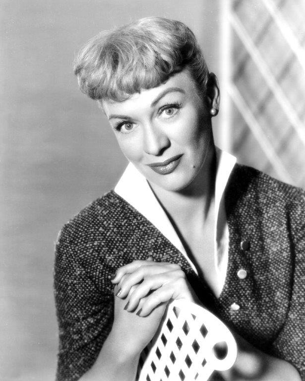 Guest Eve Arden