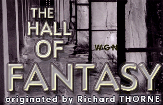 The Hall of Fantasy Radio Program