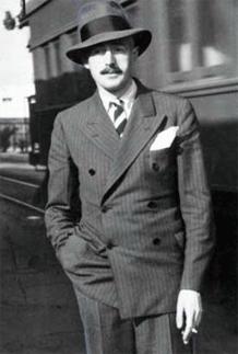 Dashiell Hammett in San Francisco, ca. 1923