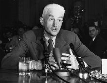 Dashiell Hammett tells the HUAC what they can do with their fascist committee, ca. 1953