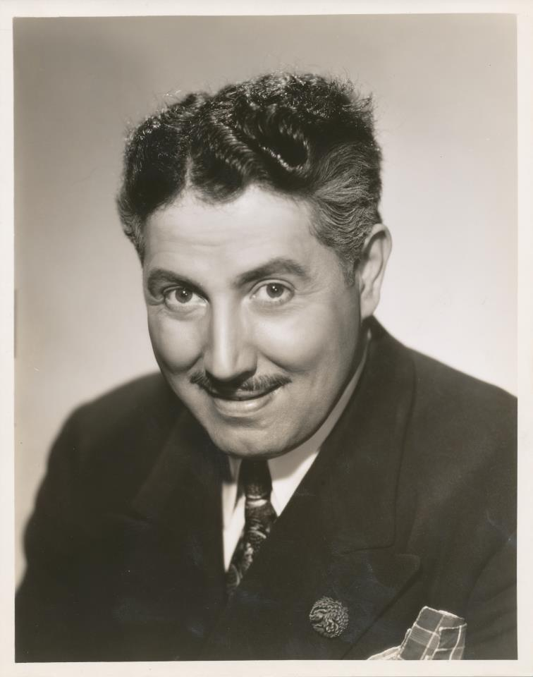 Harold Peary, best known for playing the title character on radio's