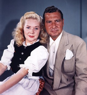 Alice Faye, Phil Harris