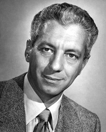 Harry Bartell publicity photo circa 1952