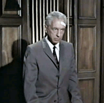 Harry Bartell as Willie the Billiards Pro in Get Smart from 1966