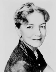Helen Hayes circa 1955