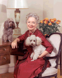 Helen Hayes circa 1980