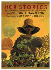 One of the few modern texts to capture The Legend of Annie Christmas, Virginia Hamilton's Her Stories was a 1996 Coretta Scott King Award winner