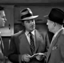 Herb Lytton from a 1955 episode of Alfred Hitchcock Presents as a Police Lieutenant