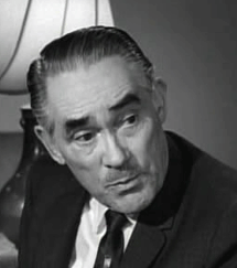 Herb Lytton from a 1964 episode of Twilight Zone as Dr. Saltman.