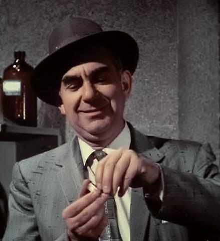 Herb Vigran guest or cast member