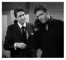 Peter Leeds as Lt. Sherman in Honey West (1965)