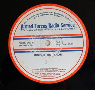 Hoosier Hot Shot