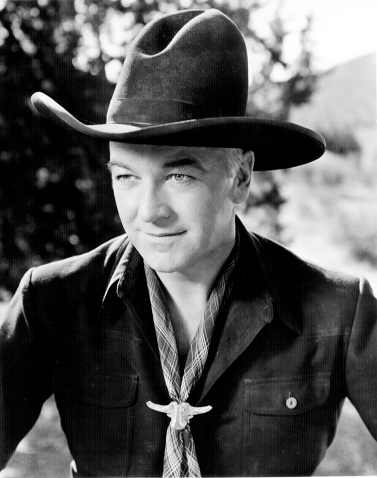 Hopalong Cassidy star William Boyd