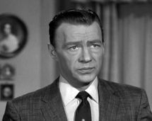 Howard Culver as Dr. Bill Hawley in Perry Mason (1957)