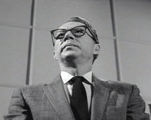 Howard Culver as Jury Foreman in The Twilight Zone (1961)