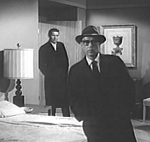 Howard Culver as Detective Parker in The Third Man (1959)