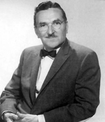 Howard McNear circa 1955