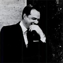 Hugh Downs as co-host of The Jack Paar Show circa 1959