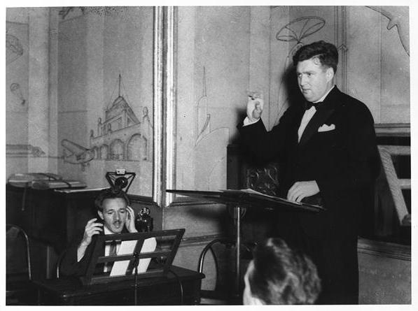 Hugh Studebaker & Richard Himber