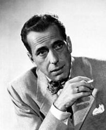 Humphrey Bogart publicity photo ca. 1952