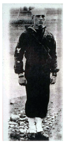 Seaman 2nd Class Humphrey Bogart, ca. 1919