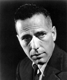 Bogie as psycho killer, Duke Mantee, ca, 1936