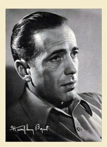 Bogie fan photo, ca. 1945