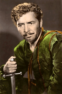 Ronald Colman in If I Were King (1938)