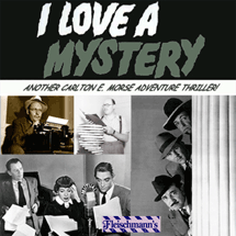 Morse's I Love A Mystery ran for thirteen years over Radio