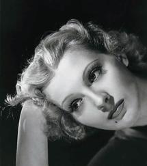 Ilona Massey circa 1937