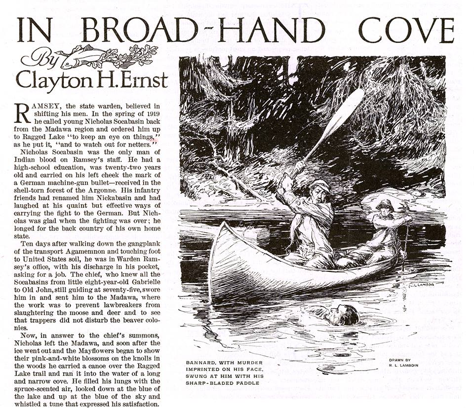 In Broad-Hand Cove