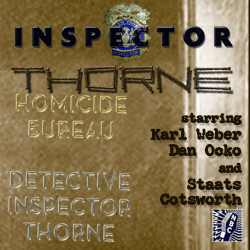 Inspector Thorne mp3 Cover Art