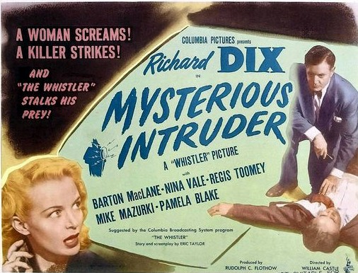 Mysterious Intruder (1946)
