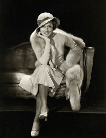 Irene Dunne publicity photo circa 1927