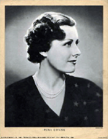 Irene Dunne publicity photo circa 1931