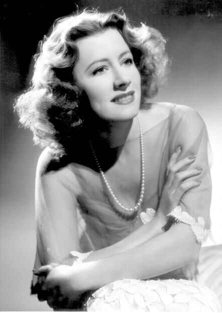 Irene Dunne from an episode of Cavalcade of America titled