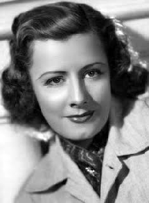 Irene Dunne as most of us remember her circa 1952