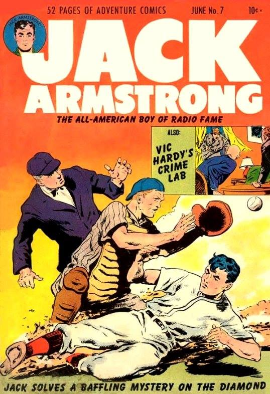 Jack Armstrong, All-American Boy